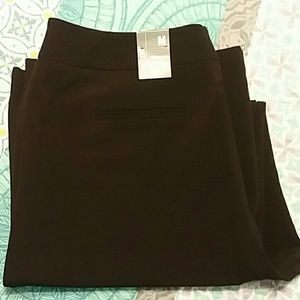 Chicos Trousers Size 3 Regular